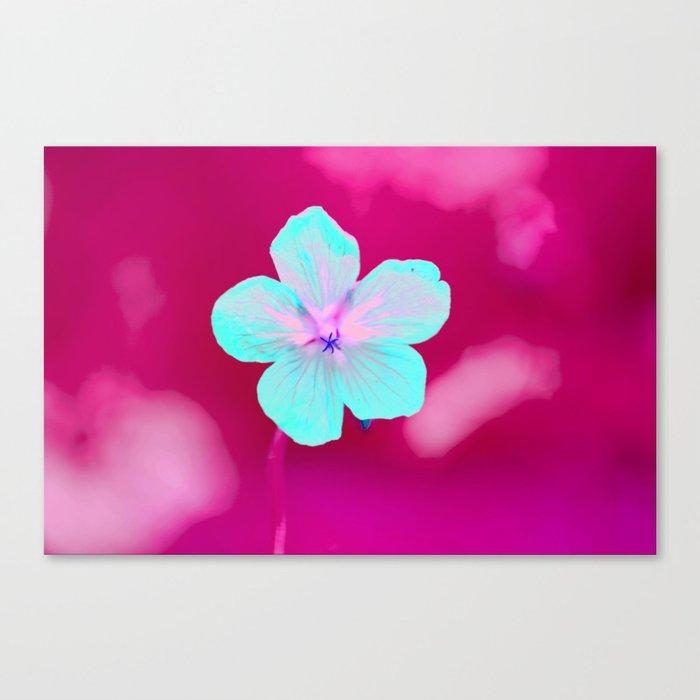 Colorful Flower #1 #decor Canvas Print