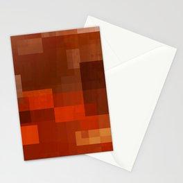 murky december Stationery Cards