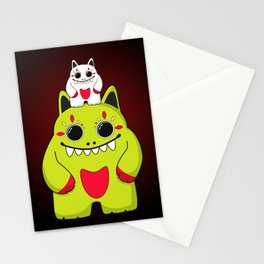 Bad & Mad Stationery Cards