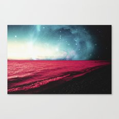 Neptune's Shores Canvas Print