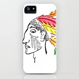 Chief'n iPhone Case
