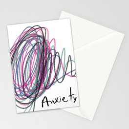 Anxietyy Stationery Cards