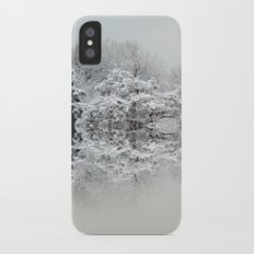 A winters tale iPhone X Slim Case