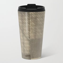 Shafted Metal Travel Mug