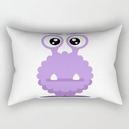Dino the monster Rectangular Pillow