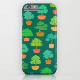 Bonsai iPhone Case