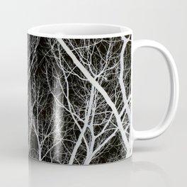 Abstract Tree Branches Coffee Mug
