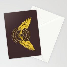 Castiel's Heavenly Honey Stationery Cards
