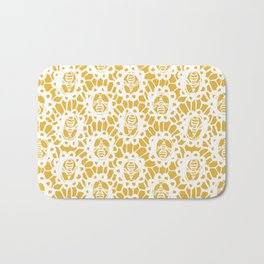 Bee Charmer Bath Mat