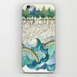 Leviathan's Roots iPhone Skin