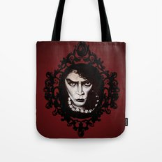 Sweet Transvestite with Frame :: Rocky HorrorPicture Show Fan Art Tote Bag