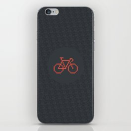 Pixelbike iPhone Skin