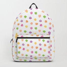 Colorful berlingots Backpack