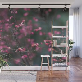 Pink Paradise Wall Mural