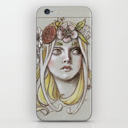 Yavanna the Queen of Earth iPhone Skin