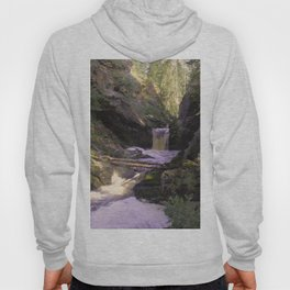 The stream in mountains Hoody
