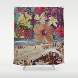 Beach Carnival Shower Curtain
