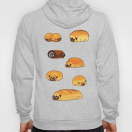 Bread Pugs Hoody