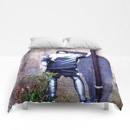 In the corner Comforters