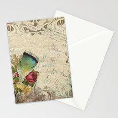 Vintage Boho Chic Stationery Cards