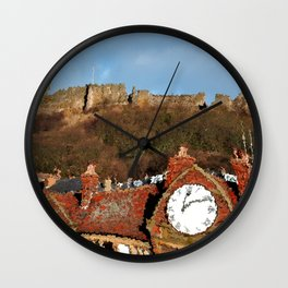 Times Past Wall Clock