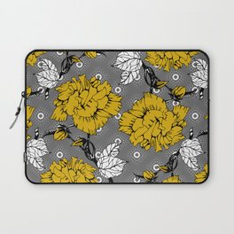 Blooming in autumn Laptop Sleeve