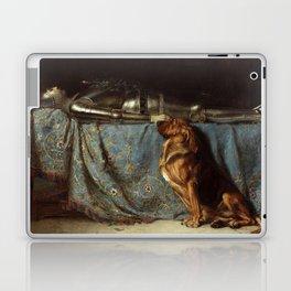 Briton Riviere - Requiescat, 1888 Laptop & iPad Skin