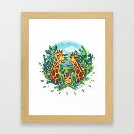 Pride and Joy Framed Art Print