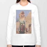 desert Long Sleeve T-shirts featuring Desert by Jon Duci