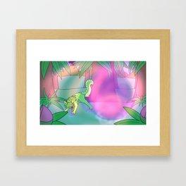 Breach 01384 Framed Art Print