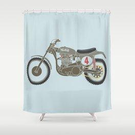 norton Shower Curtain