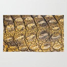 Crocodile Contradiction Rug