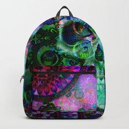 Funky skull ii Backpack