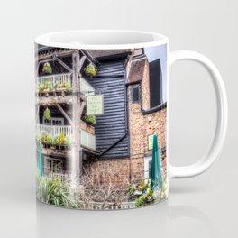 the Dicken's Inn Pub London Coffee Mug