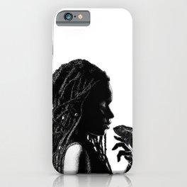 asc 659 La transformation (An african tale) iPhone Case