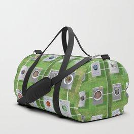 Tennis Court 01 Duffle Bag
