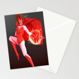 The Scarlet Witch Stationery Cards