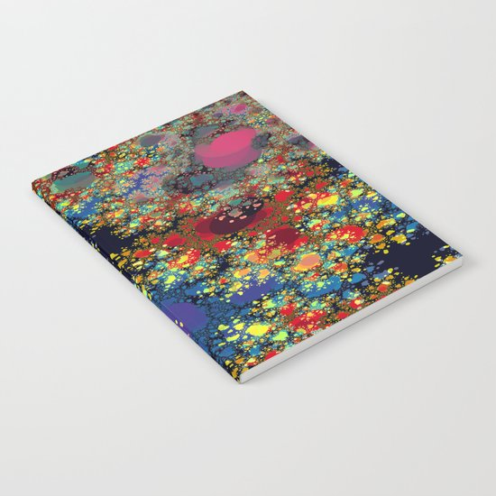 kleckse 2 Notebook