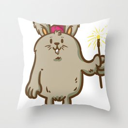 New Year's Eve New Year's Eve 2019 Fireworks Throw Pillow