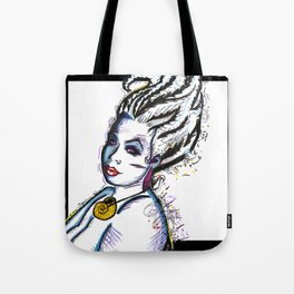 Ursula the Sea Witch Tote Bag