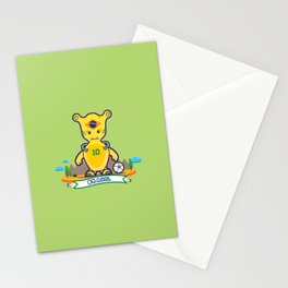 Monster Brazil 2014 Stationery Cards