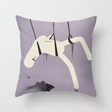 a p e s o Throw Pillow