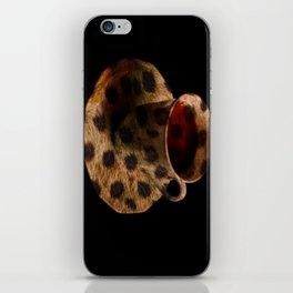 CHEE-TEA iPhone Skin