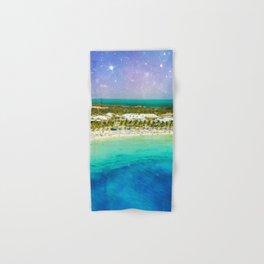 Cosmic Tropics Hand & Bath Towel