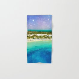 Cosmic Tropics Hand & Bath Towel