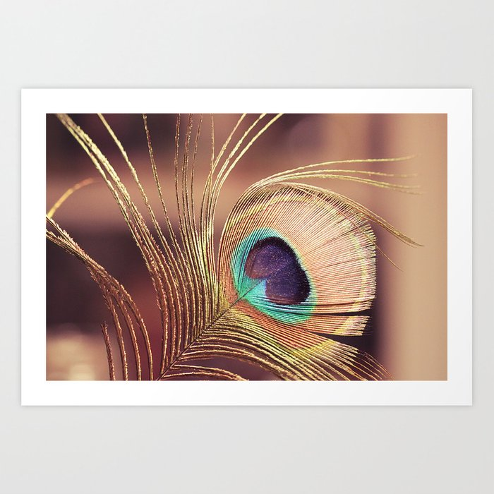 Metallic Art Print