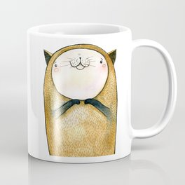 cutie cat Coffee Mug