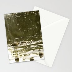 Cove by the lake Stationery Cards