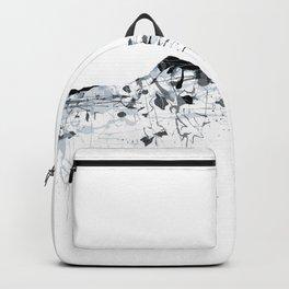 Eiger/Mönch/Jungfrau mountainsplash grey Backpack