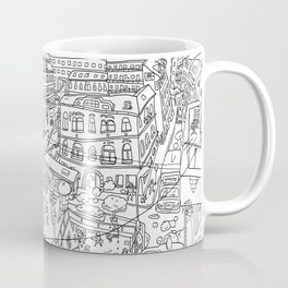 Budapest X Coffee Mug